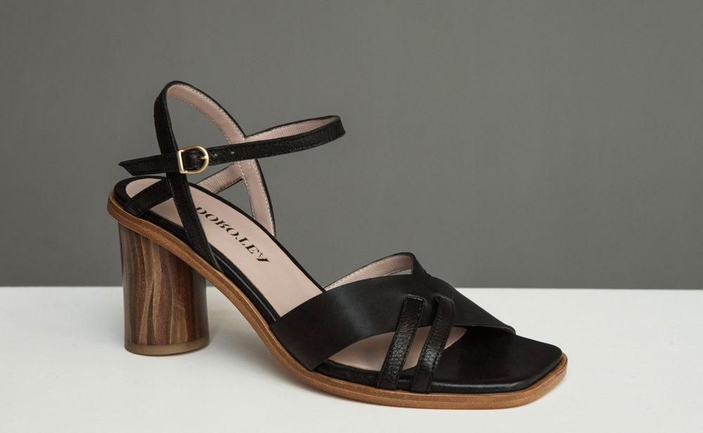 Dorotea sandalia de tacón alto Sophie ss17